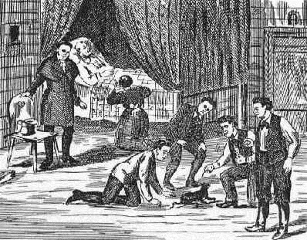 John Bell's death