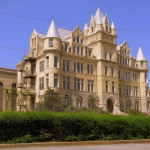 The haunted Tennessee State Prison in Nashville