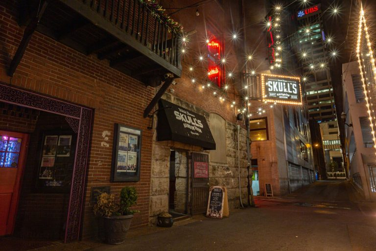 Nashville Ghosts Meeting Location
